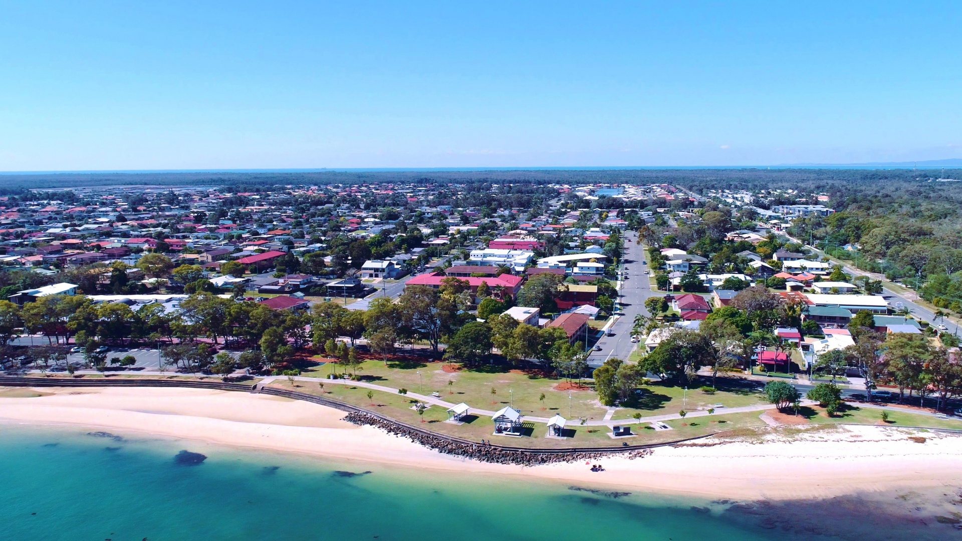 bribie-island-queensland